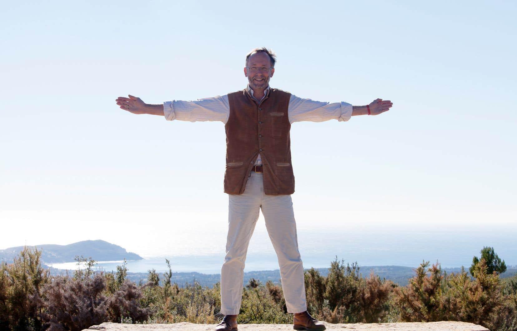 Guillaume Tari: aux quatre points cardinaux du raffinement, de la sensibilité, de l'intelligence et de l'humilité.