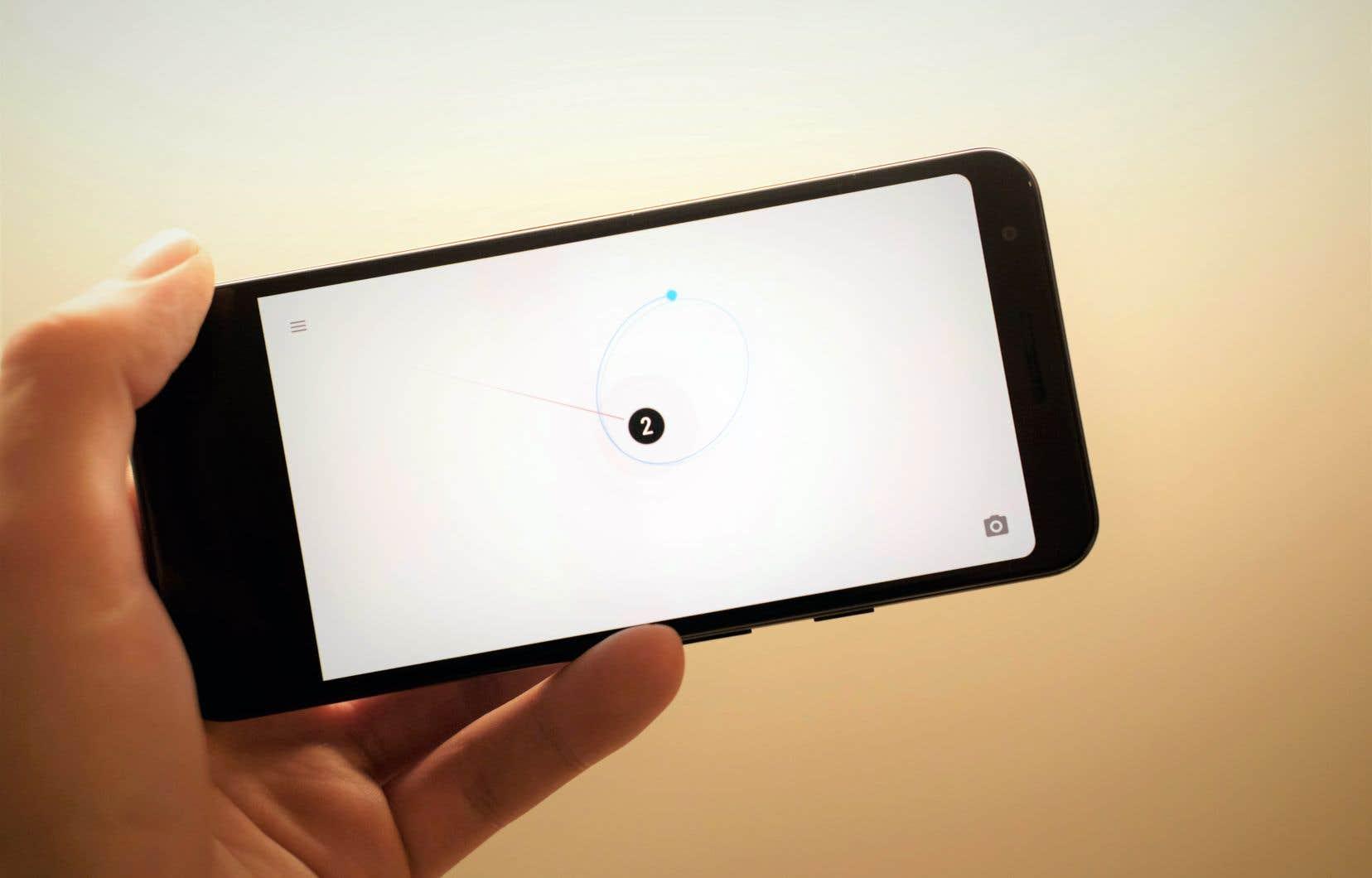 Le jeu «Orbit» du studio Highkey Games permet d'apprivoiser la gravité.