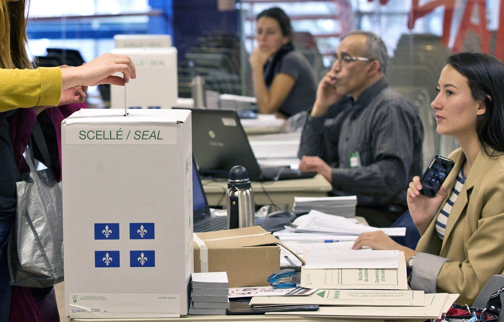Le mode de scrutin actuel pose problème pour 60% des Québécois.