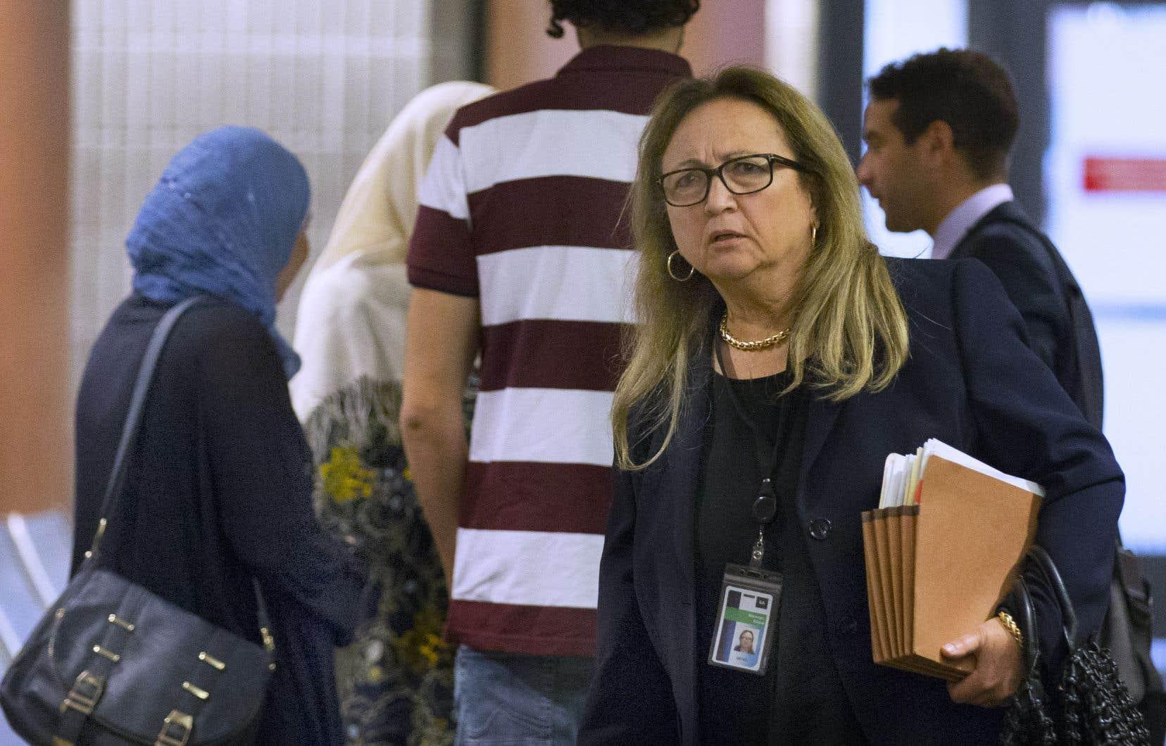 La juge Eliana Marengo conteste l'enquête disciplinaire menée sur elle par le Conseil de la magistrature.