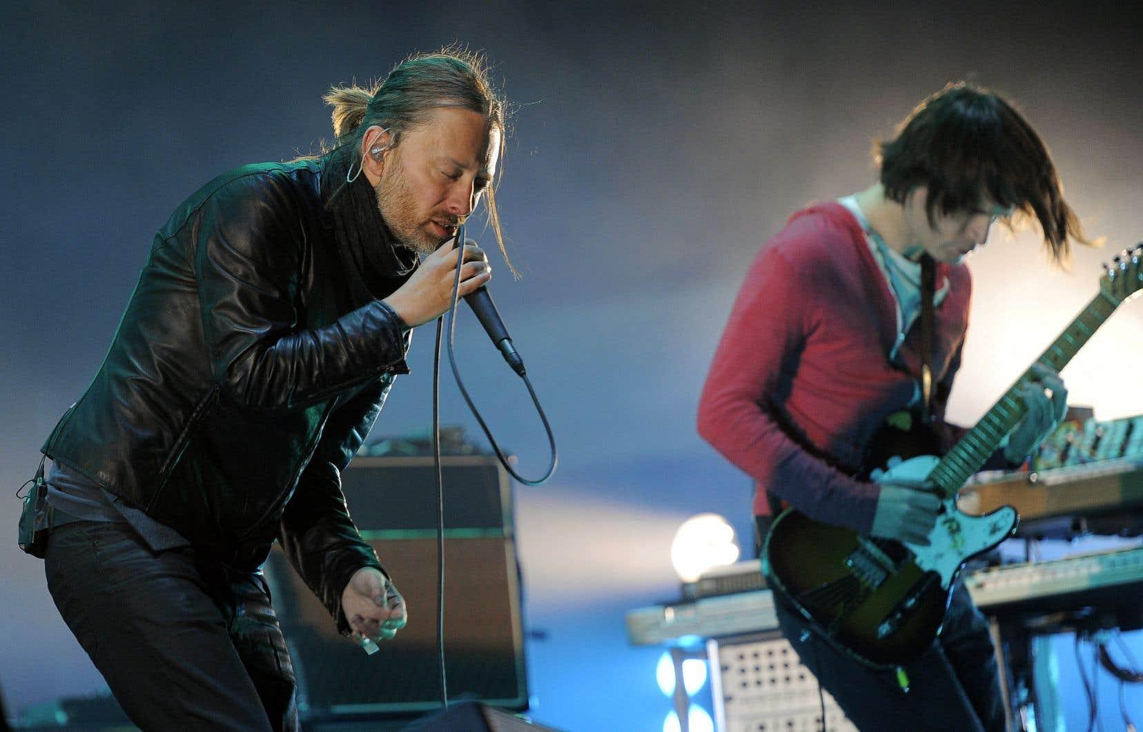 <p>Au lieu de payer une rançon, Radiohead adécidé de rendre la musique disponible au profit du groupe environnementaliste Extinction Rebellion.</p>