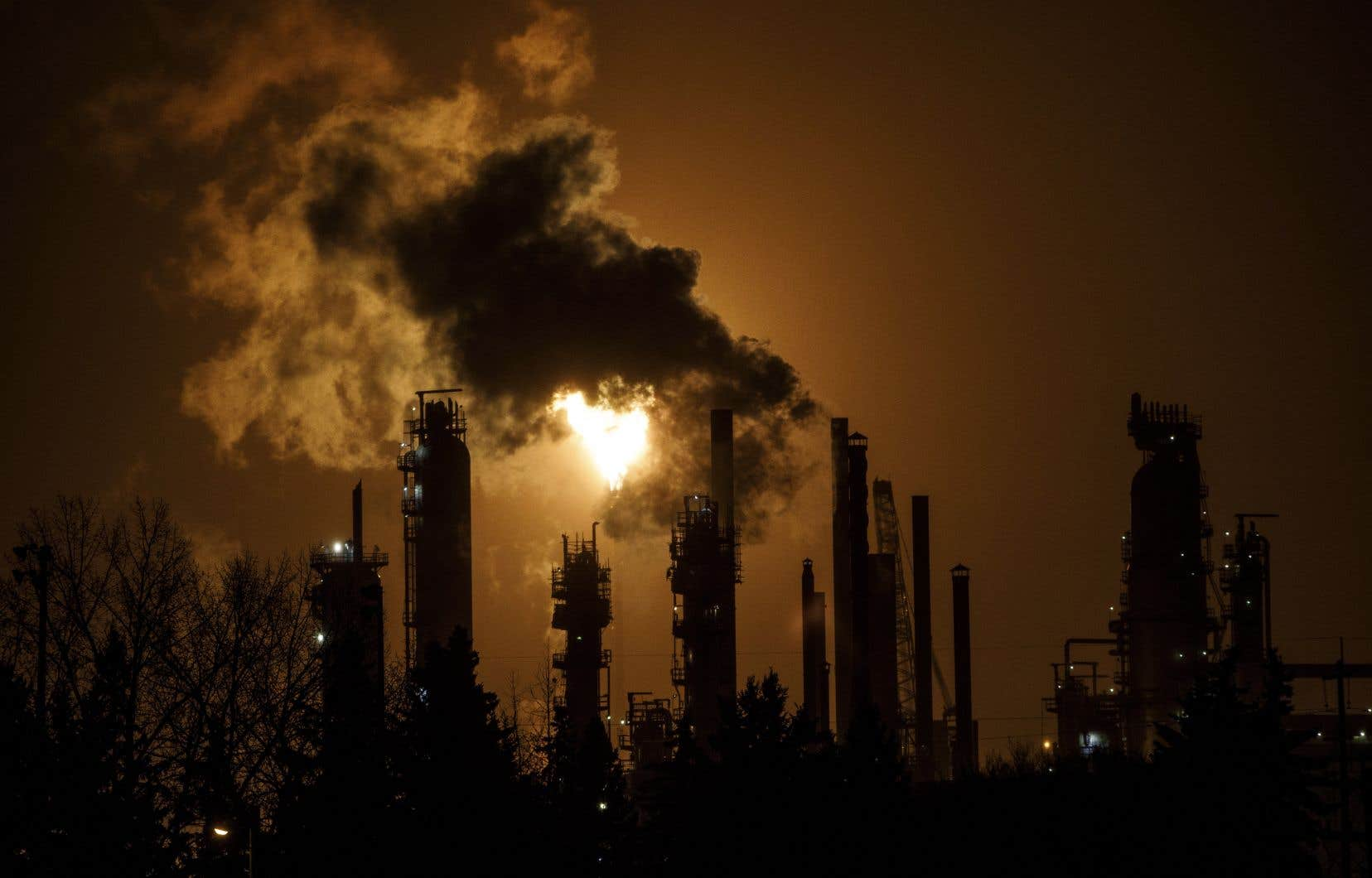 Environnement Guerre De Mots Entre Trudeau Et Les