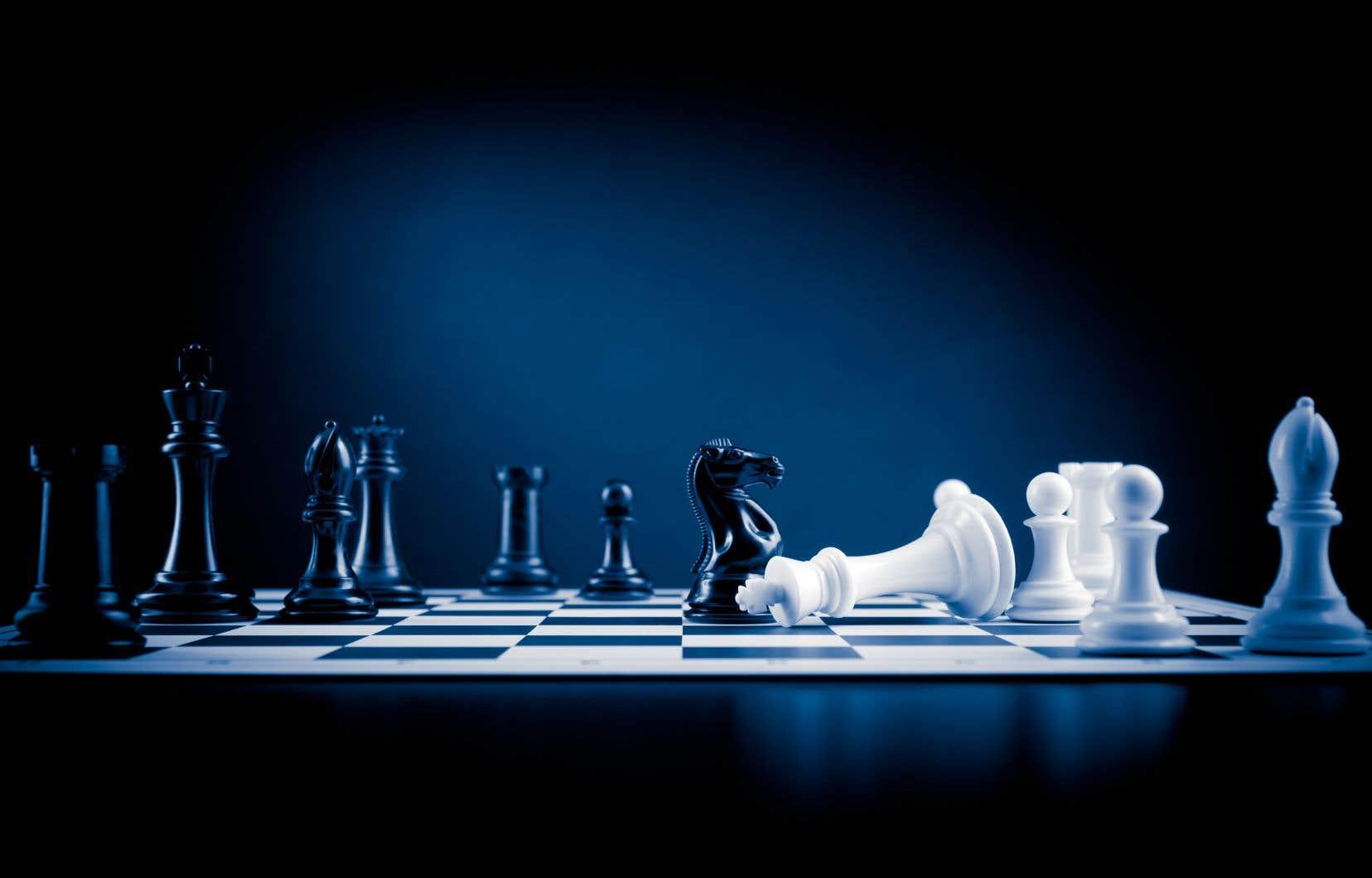 Si l'ordinateur a réussi à battre l'humain aux échecs ou dans un contexte de jeu multijoueur, c'est qu'on arrive à représenter les problèmes d'apprentissage en calculs.
