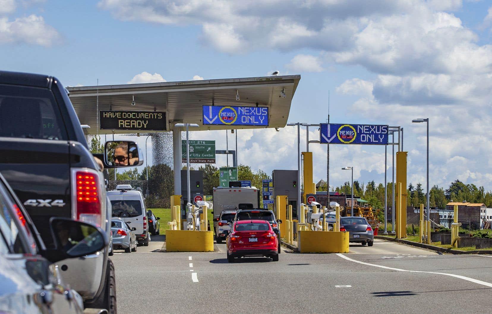Le fournisseur américain des lecteurs de plaques d'immatriculation aux postes frontières a été victime d'une intrusion dans ses serveurs informatiques.