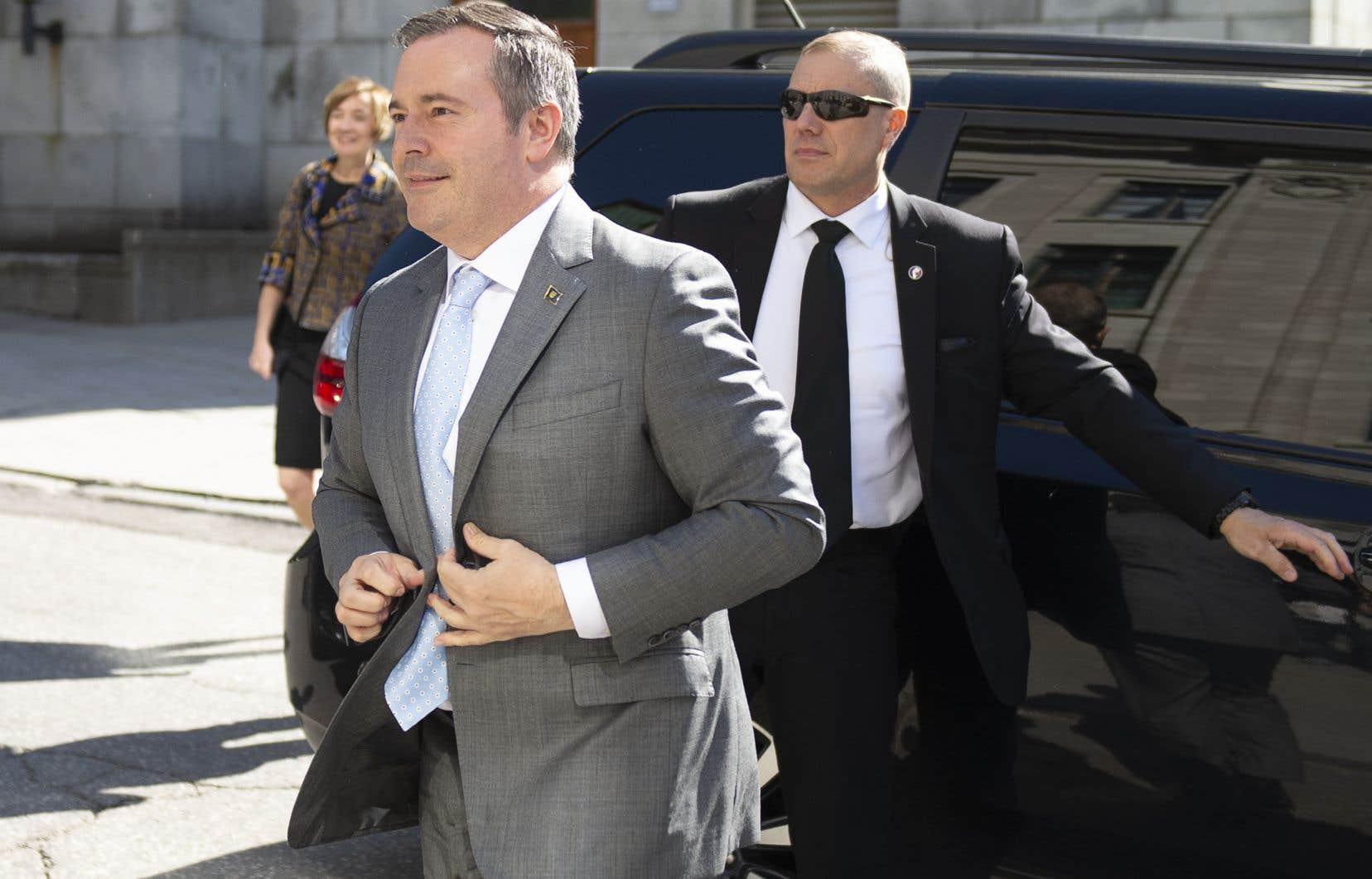 Jason Kenneya rencontré en tête-à-tête le premier ministre québécois François Legault mercredi après-midi à Québec.