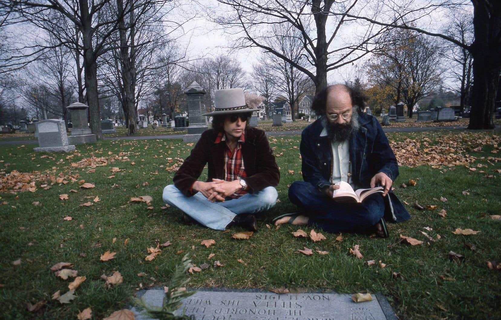 Ici comme ailleurs, il faut prendre Bob Dylan à l'envers.