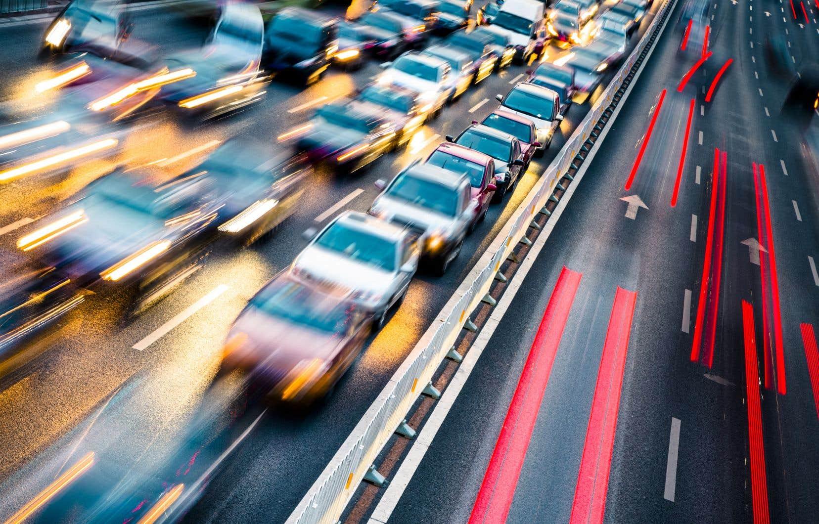 «La rapidité et la fluidité du trafic continuent d'être les principales préoccupations pour la gestion du réseau routier», rappelle l'auteur.