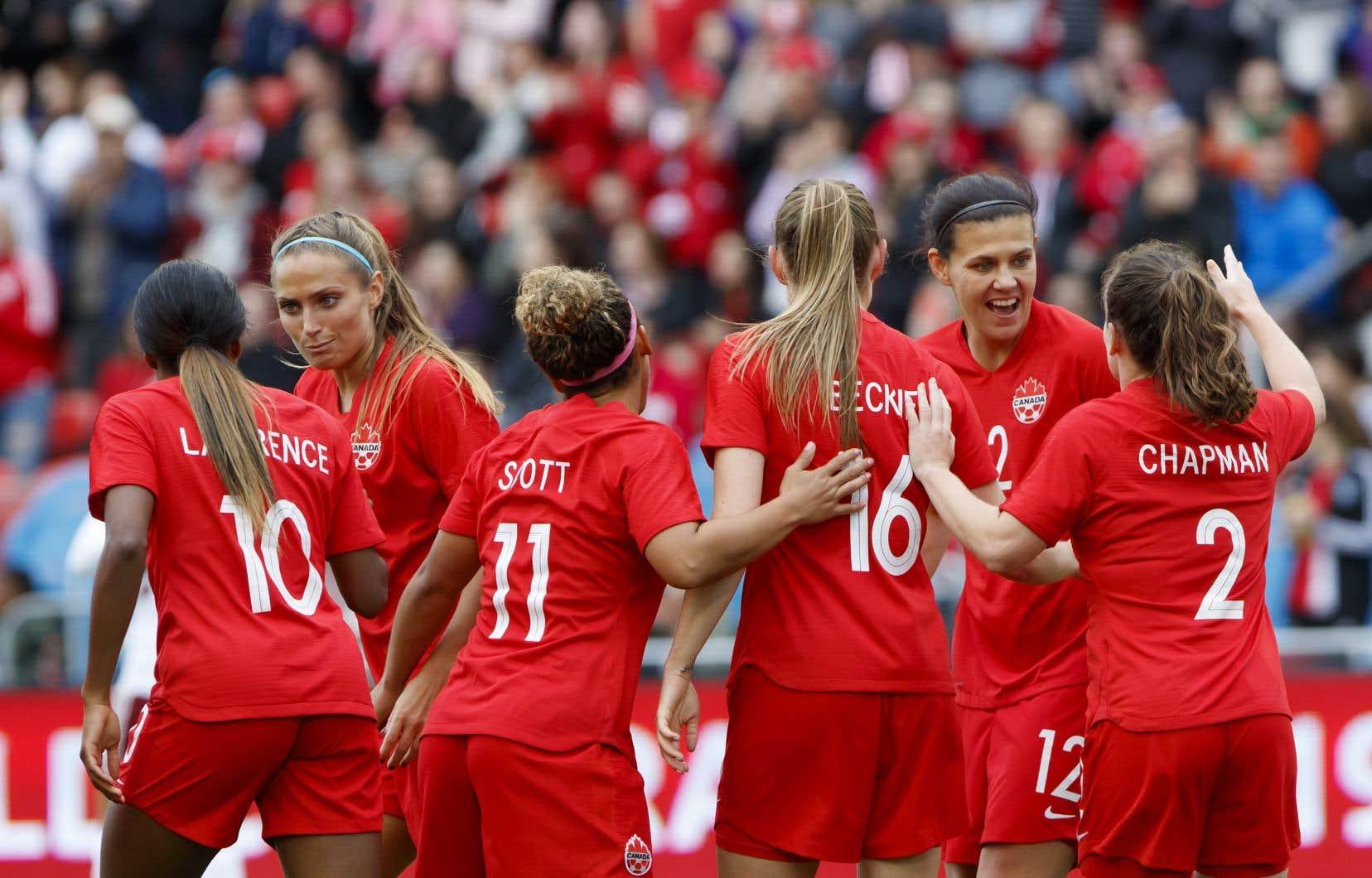 Le Canada et la Nouvelle-Zélande s'affronteront à nouveau àla Coupe du monde de soccer féminin.