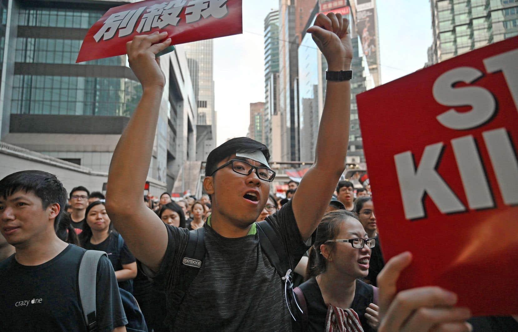 Les Hongkongais sont de plus en plus nombreux à croire que la Chine est en voie de mettre fin au principe «Un pays, deux systèmes».