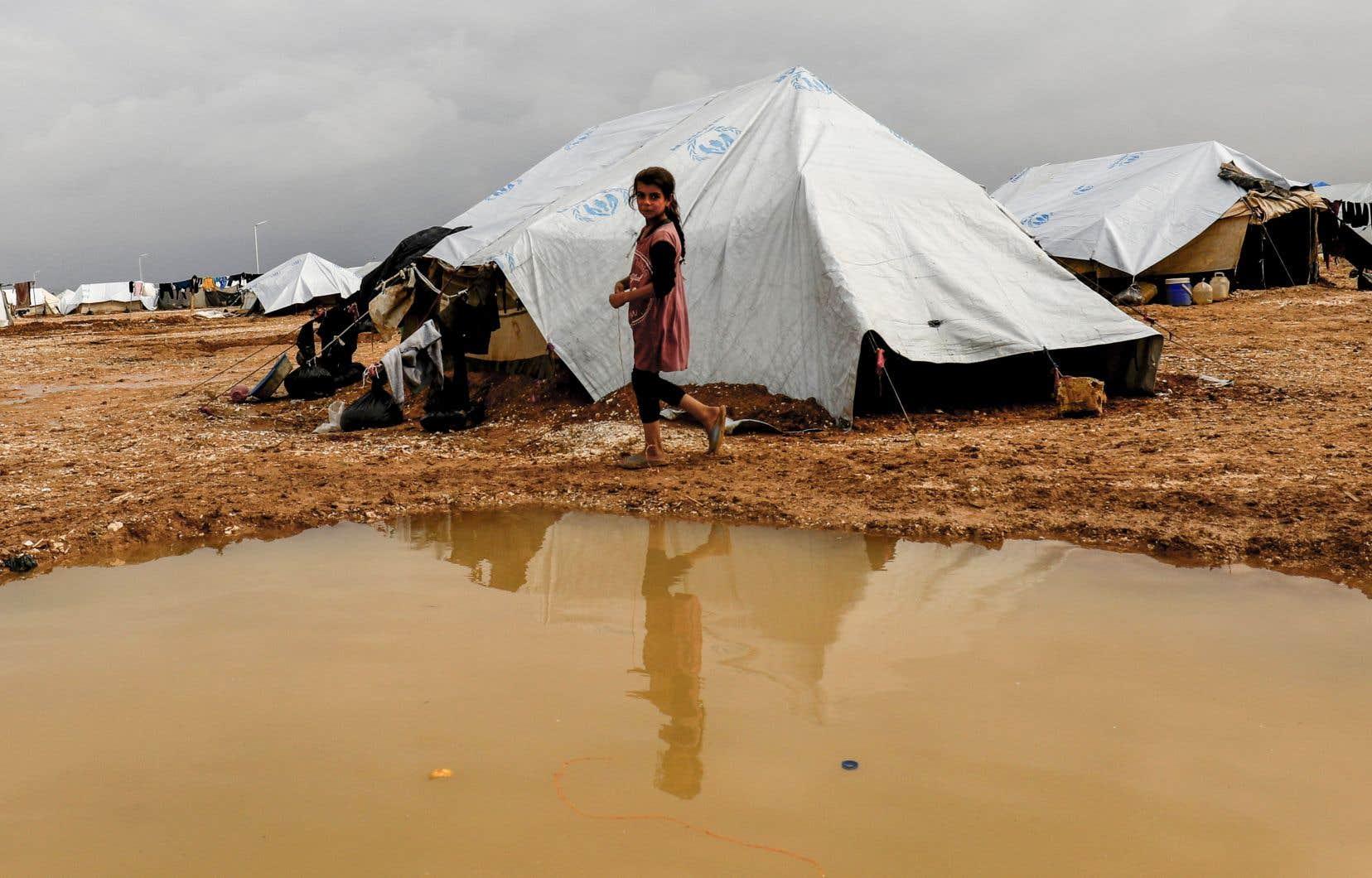 Les Syriens — plus d'un demi-million — sont ceux qui ont déposé le plus grand nombre de demandes d'asile l'an dernier.