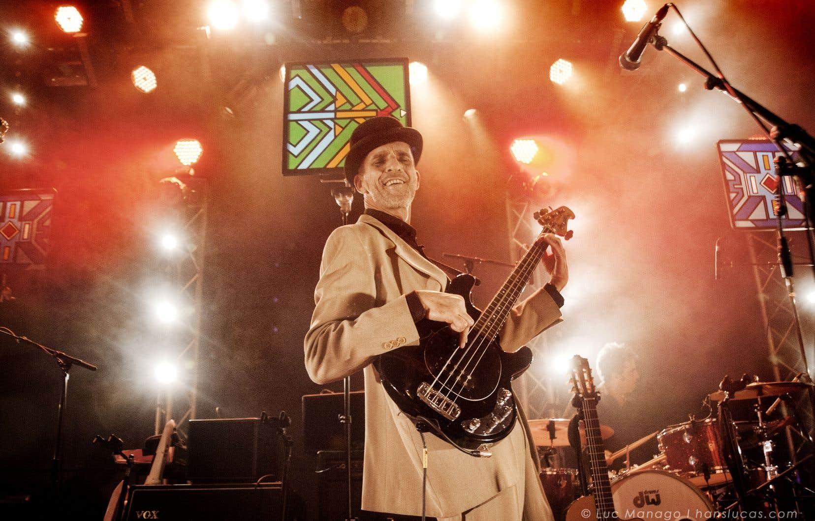 Les Négresses vertes (notre photo) et Ludwig von 88 seront en spectacle à Montréal dans le cadre des Francos jeudi et vendredi.
