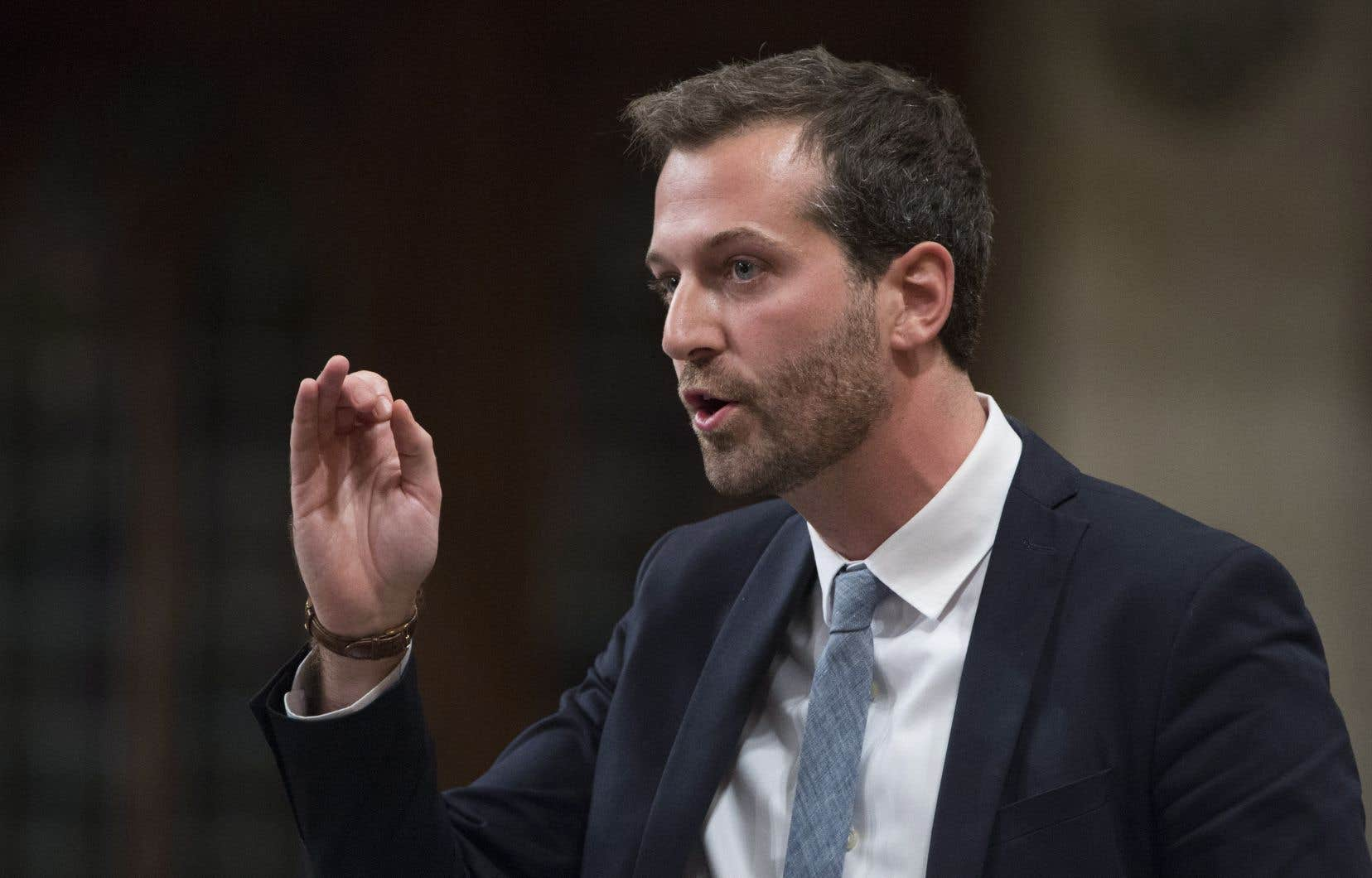 Le député libéral Joël Lightbound