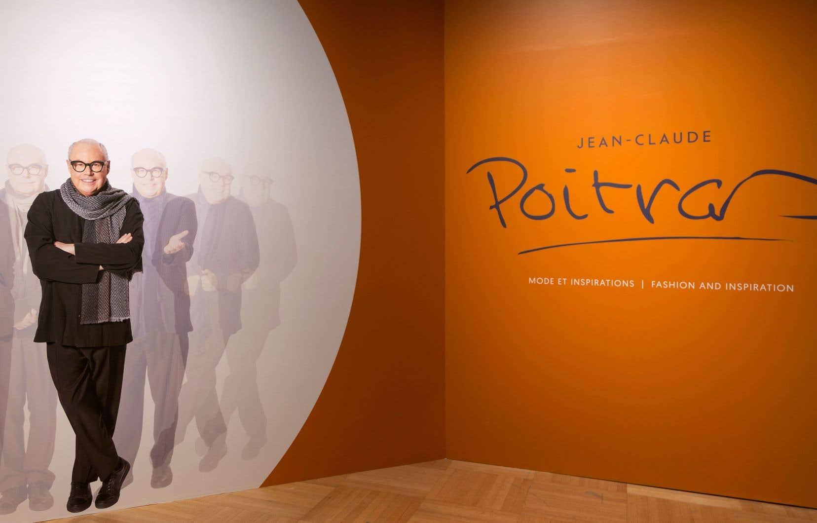 Plusieurs formes d'expression nourrissent l'inspiration du designer Jean-Claude Poitras: cinéma, chanson française, jazz, danse, poésie, peinture, littérature...
