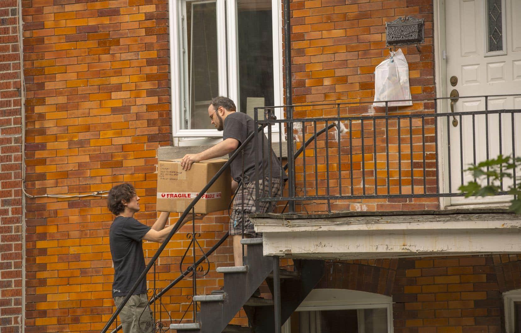 «Si les crises du logement ont été récurrentes dans l'histoire de Montréal, elles ont aussi eu un effet cumulatif, restreignant chaque fois un peu plus l'accès au logement», affirme l'auteur.