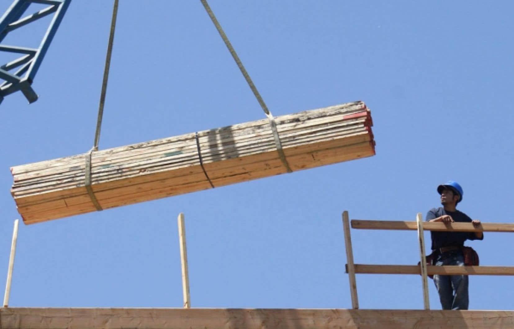 Chantier de construction<br />