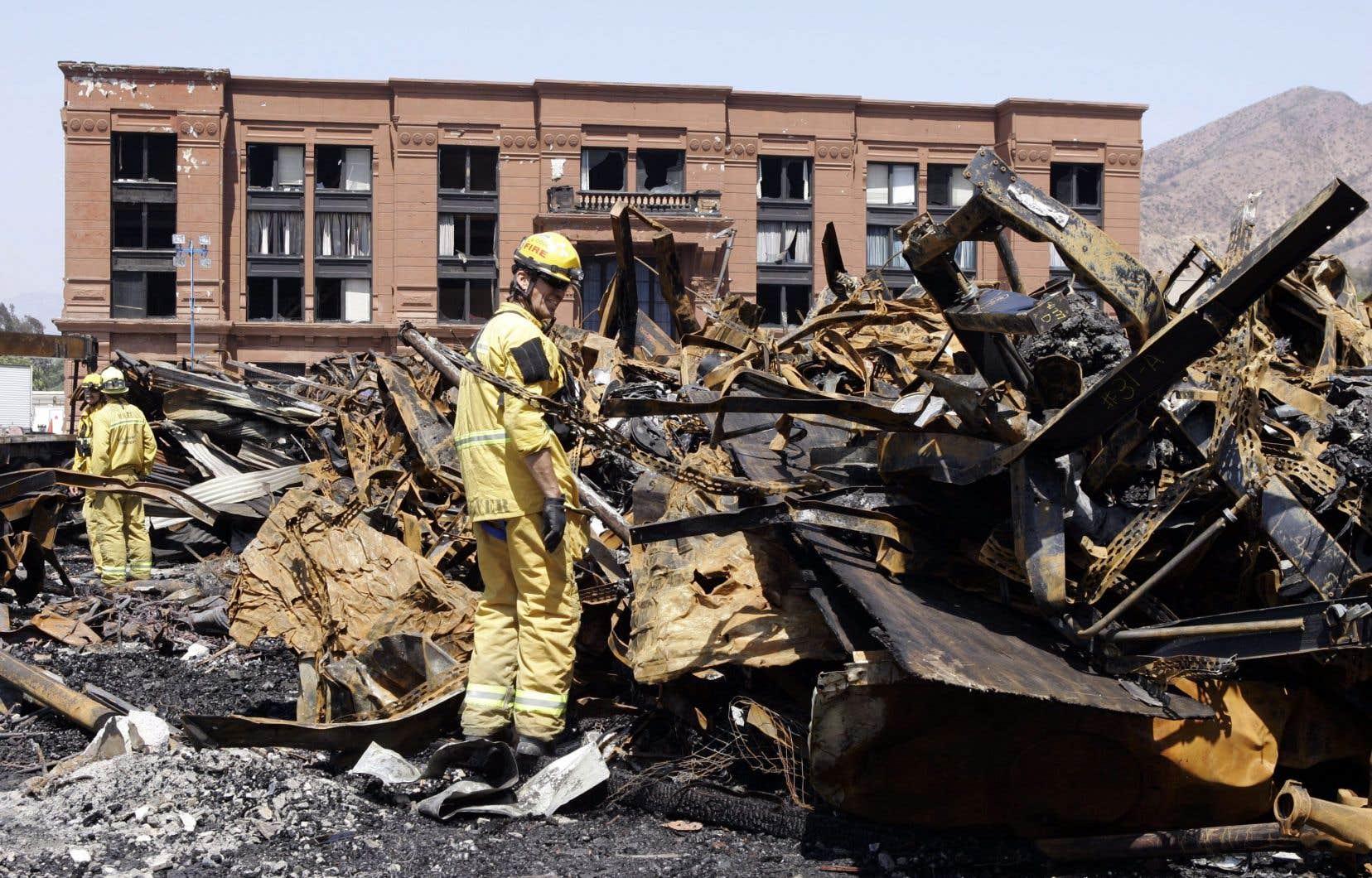 Un groupe d'artistes intentent une poursuite contre Universal Music Group, lui reprochant la perte d'enregistrements originaux lors d'un incendie en 2008.