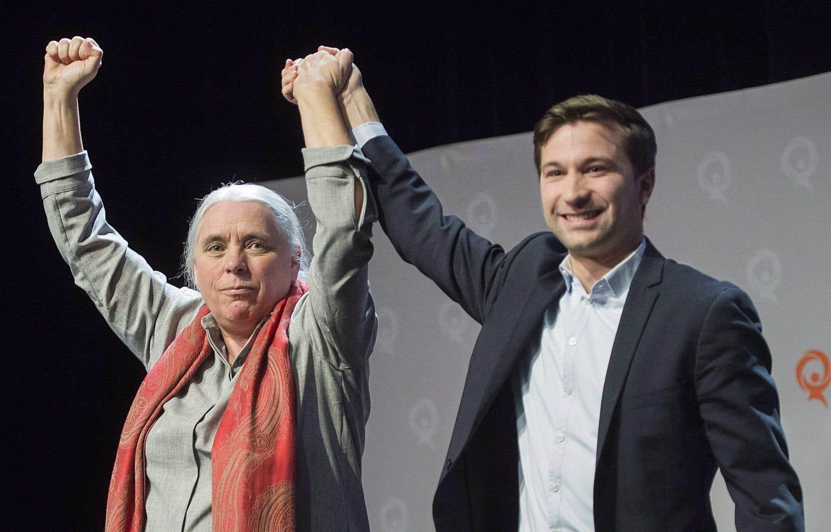 En guise de menace, QS prévient le gouvernement caquiste que la deuxième opposition va s'adonner à de l'obstruction parlementaire systématique s'il ne se plie pas à l'ultimatum.