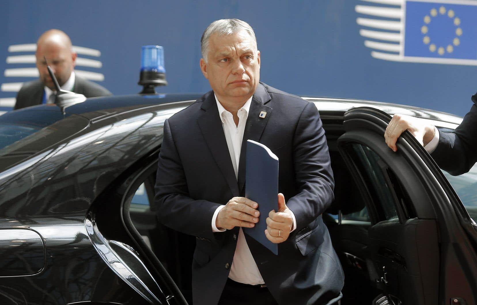 «[Viktor] Orbán a un discours tout à fait articulé, affirme Chantal Delsol. Il sait très bien où il va. On ne peut pas se contenter de le traiter de crétin. Il faut en discuter.»
