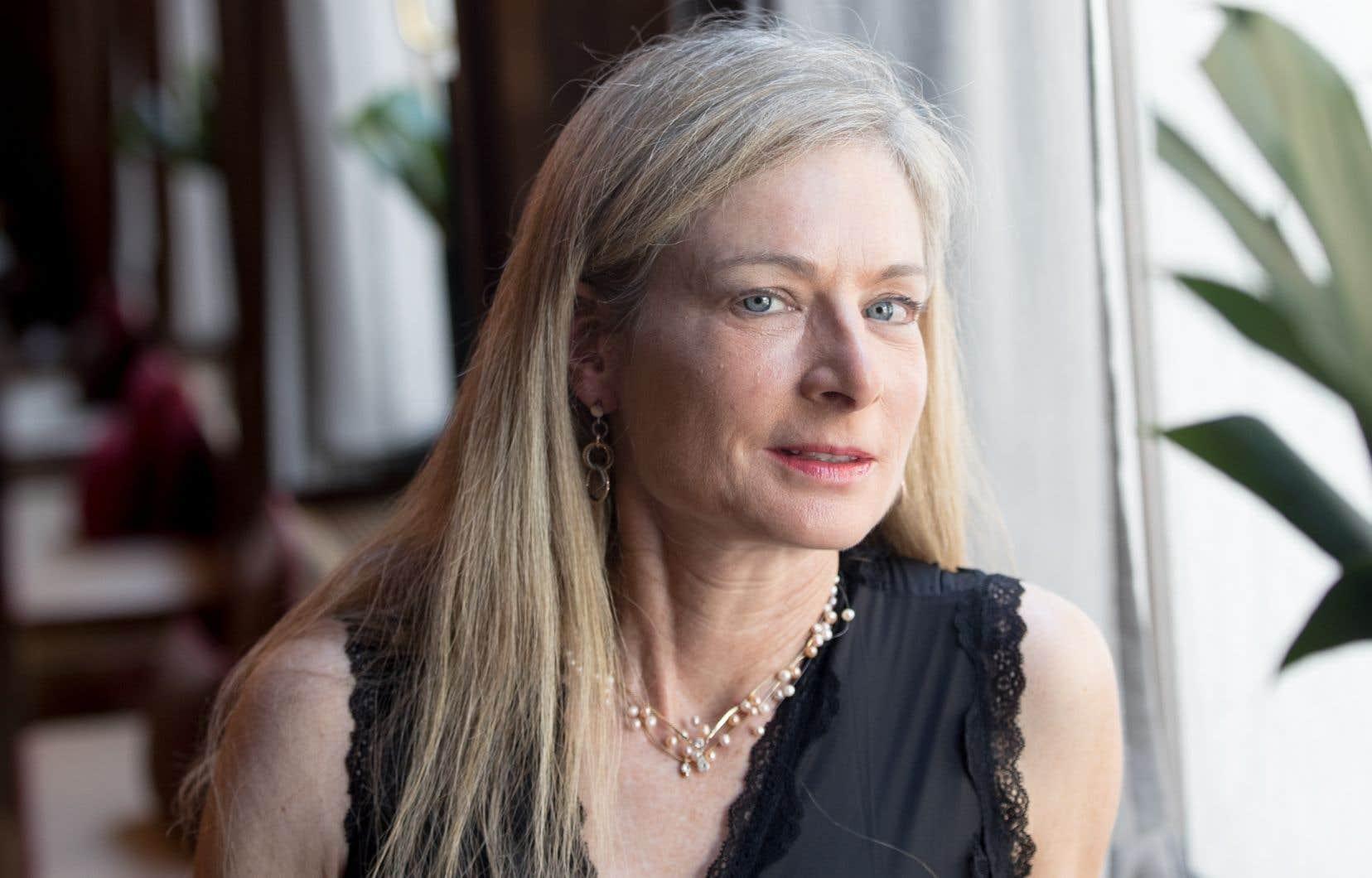 «Je trouve que les États-Unis sont passablement fous en ce moment», confie la physicienne Lisa Randall.