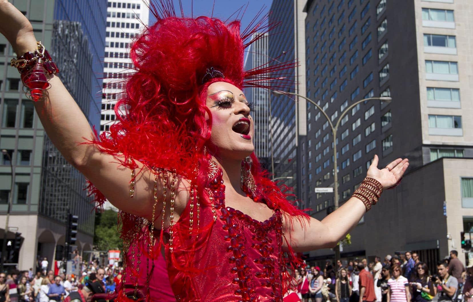 L'émergence de nouvelles formes de «drag queens» et de «drag kings» à l'instar de Mado Lamotte (notre photo) rend possibles de nouvelles interactions et revendications.