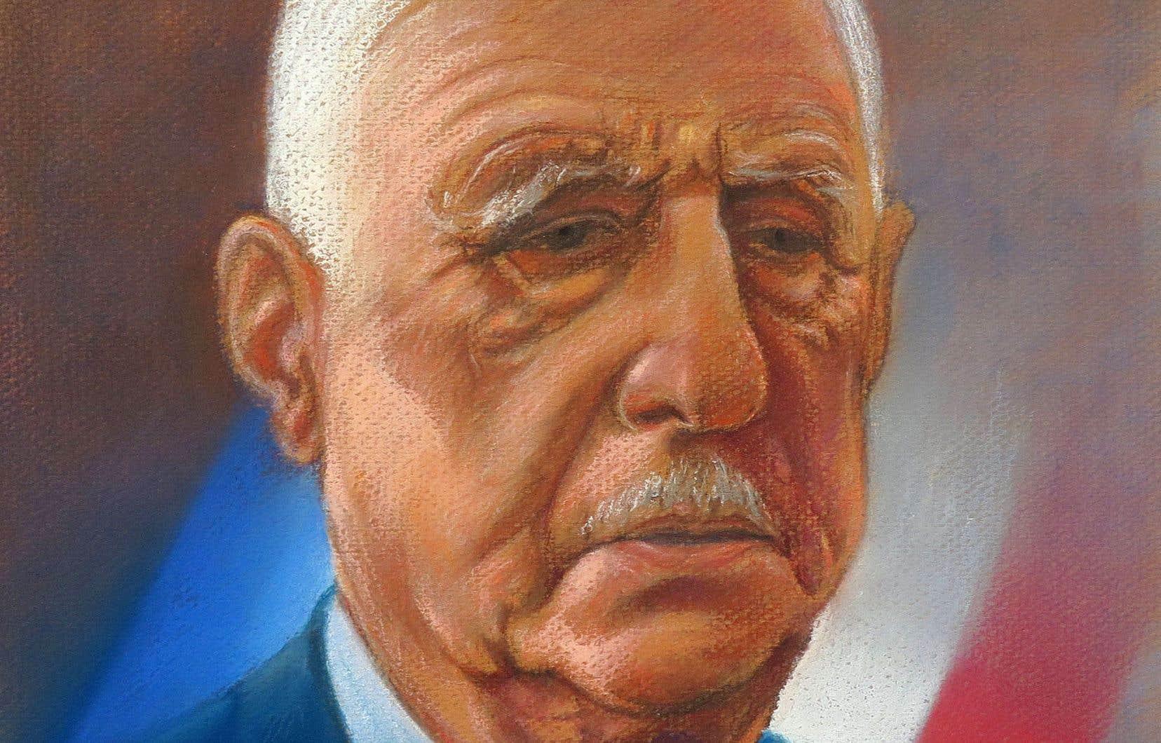 Le général de Gaulle avait compris que la liberté, pour la France, ce n'était pas uniquement d'être libre physiquement de l'occupation militaire, mais aussi d'être libre d'agir, de penser dans sa propre logique, pour elle-même et par elle-même.