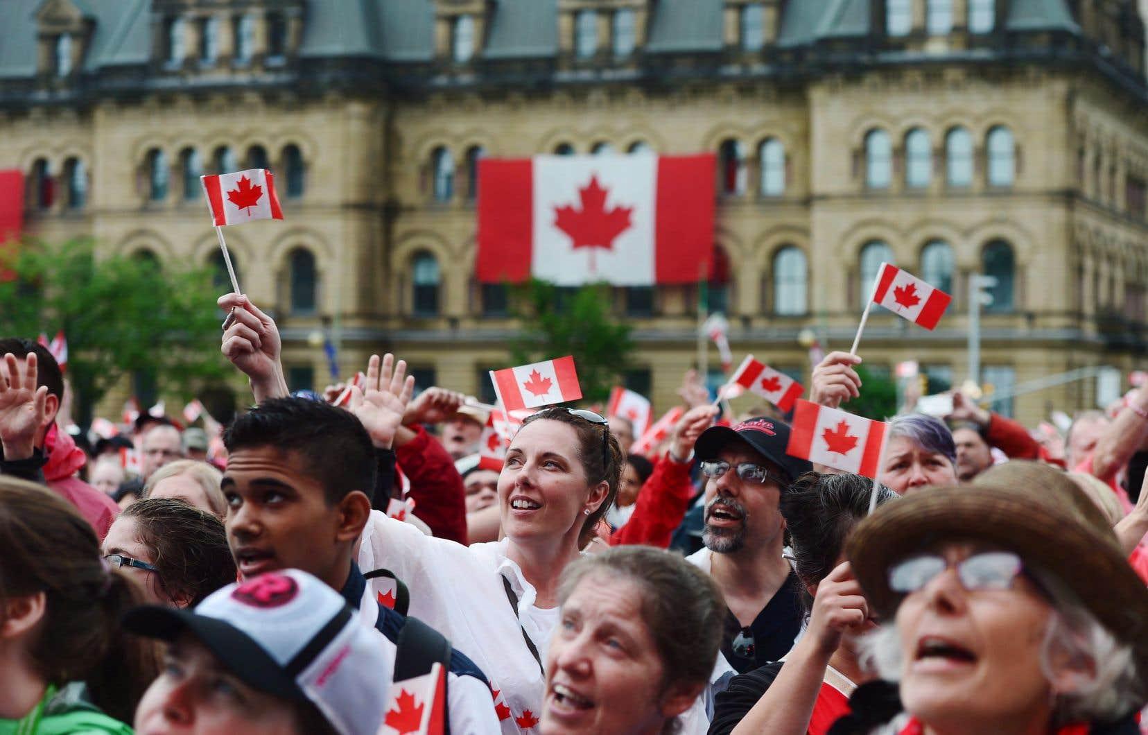 Des cérémonies et des spectacles sont prévus toute la journée à Ottawa, où Environnement Canada prévoit du temps chaud et ensolleillé.