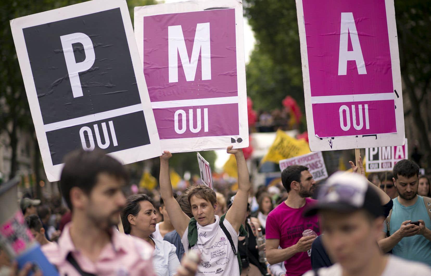 Chose certaine, en six ans, l'opinion publique française a changé. Alors qu'en 2013 une majorité de Français s'exprimaient pour le mariage homosexuel, mais contre l'adoption par les couples homosexuels, cette fois, 65% des répondants se disent pour l'ouverture de la PMA.