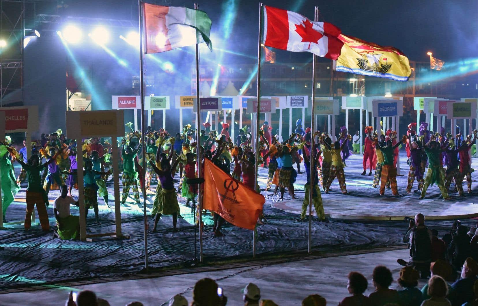 «Les derniers Jeux de la Francophonie qui se sont tenues en 2017 à Abidjan, en Côte d'Ivoire, avaient accueilli 3500 participants», rappelle l'auteur.