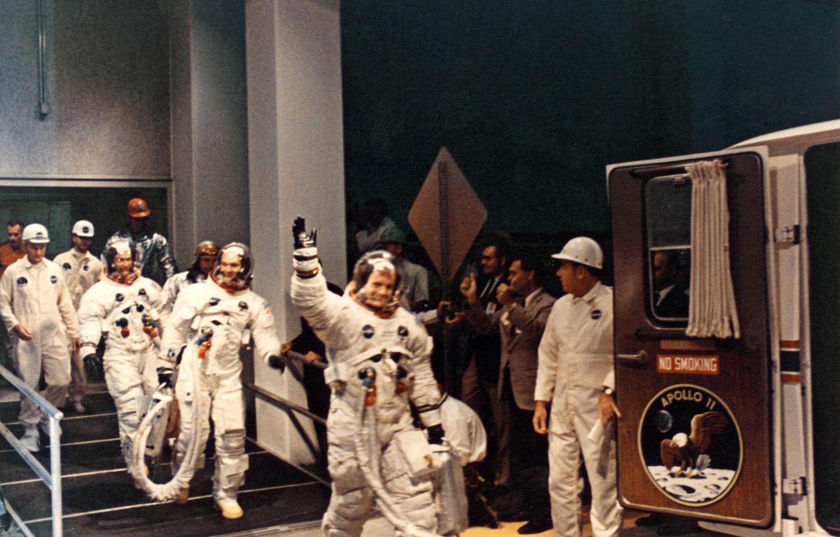 L'histoire de l'exploration spatiale se voit revisitée de fond en comble par d'ambitieux projets documentaires.