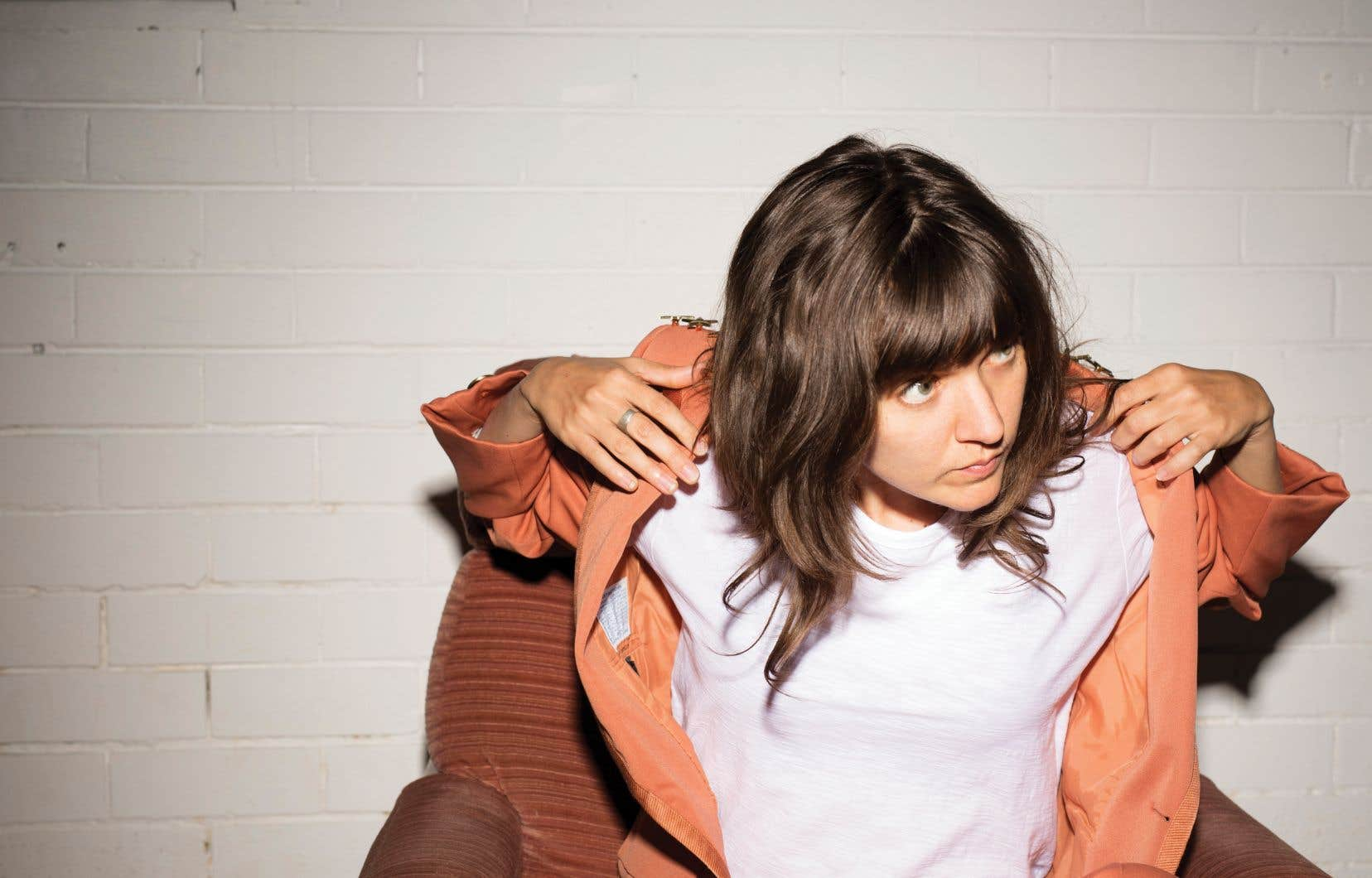 Auteure, compositrice, interprète, guitariste, Courtney Barnett
