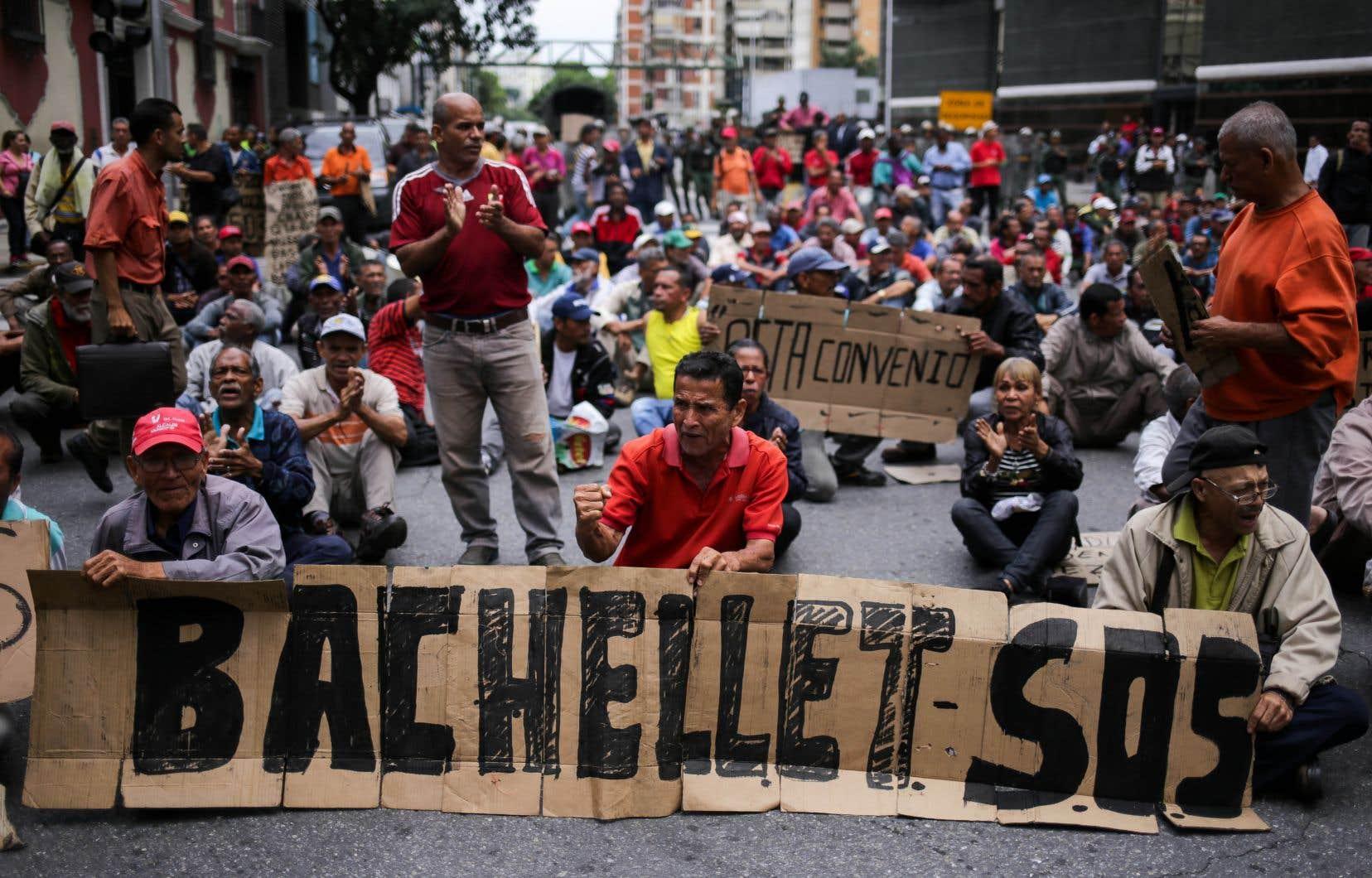 <p>Selon les Nations unies, plus de 7millions de Vénézuéliens, soit un quart de la population, ont besoin d'une aide humanitaire d'urgence.</p>