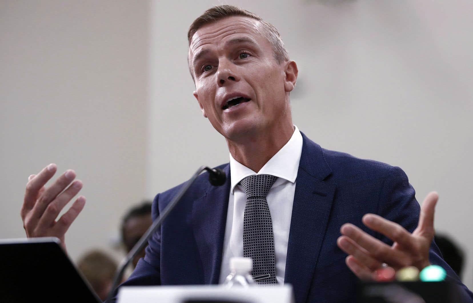 Troy Hunt devant un sous-comité américain du Département de l'énergie et du commerce en novembre 2017