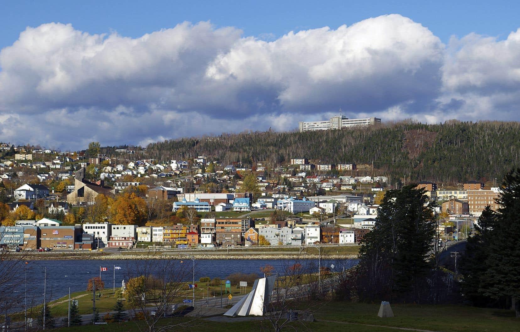 Établi à 1,2%, le taux d'inoccupation des logements de la capitale gaspésienne est le plus bas du Québec.