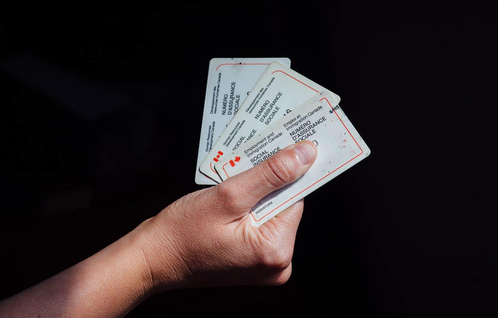 «On peut usurper l'identité d'un individu avec le numéro d'assurance sociale et la date de naissance», rappelle l'auteure.
