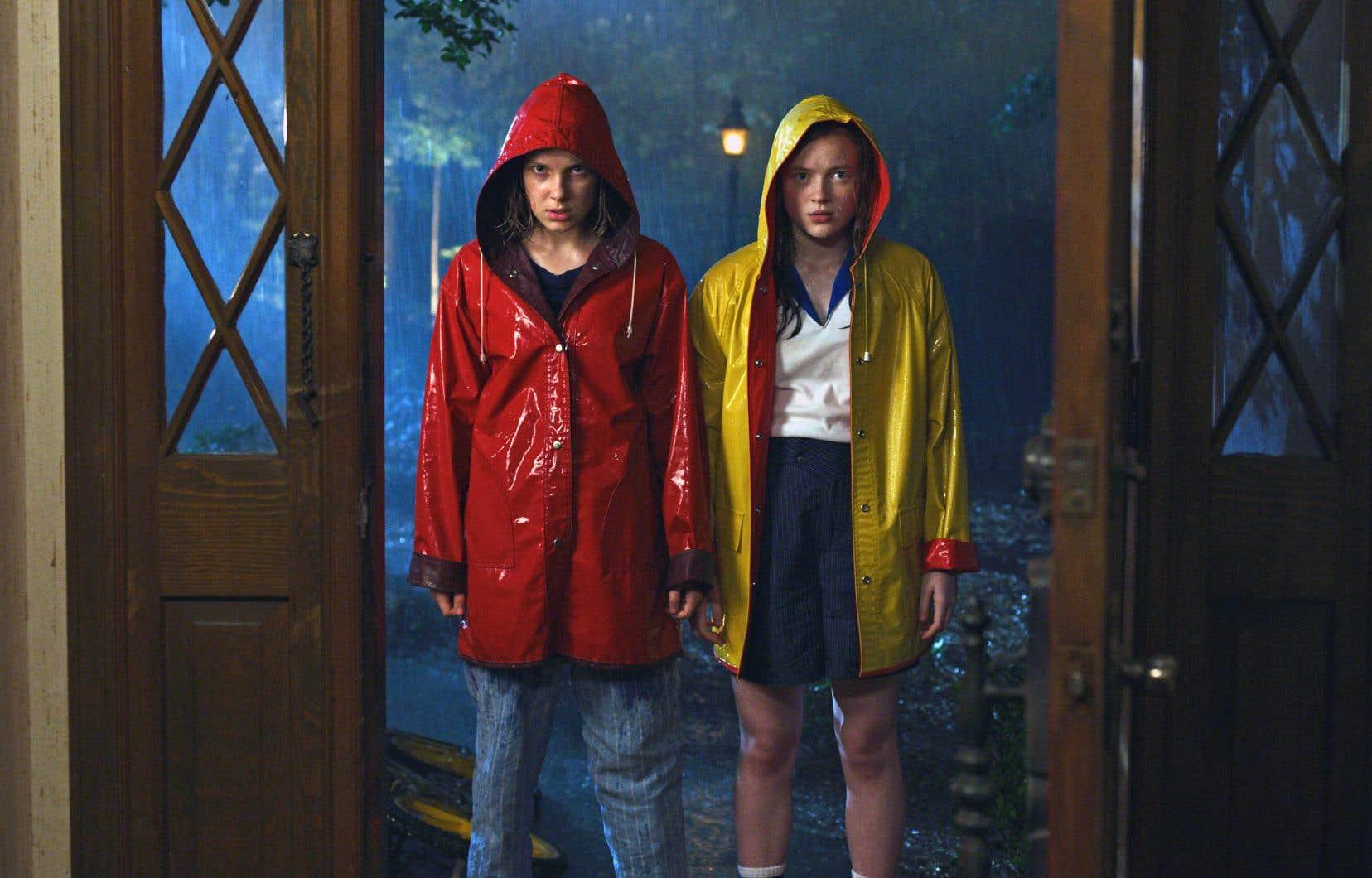 L'entreprise montréalaise RodéoFX vient de signer 75% des effets spéciaux de la troisième saison de la série «Stranger Things».