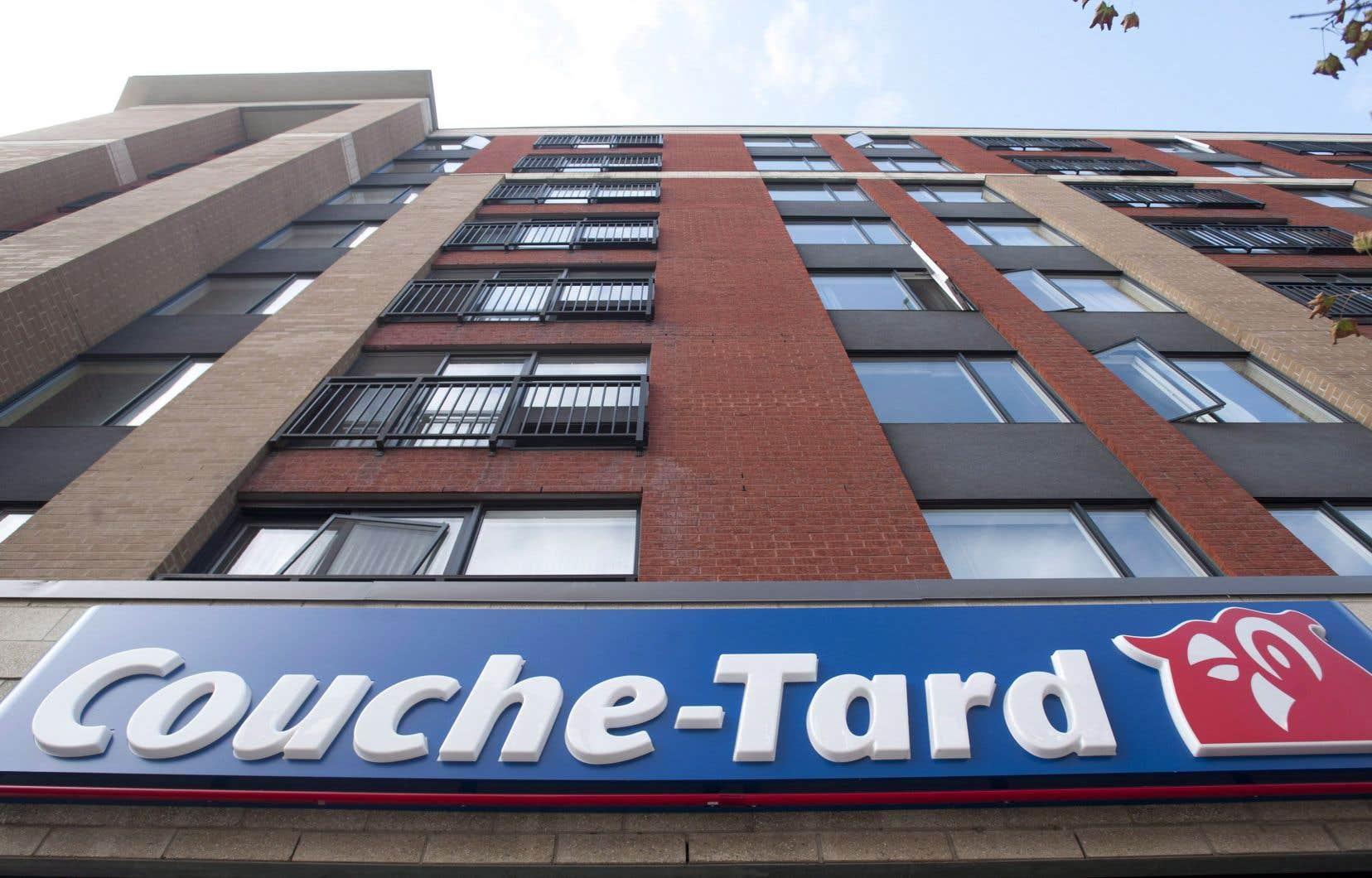 Au cours de l'exercice terminé le 28avril, la multinationale établie à Laval a vu ses profits nets grimper de 10%, à 1,8milliard de dollars américains.
