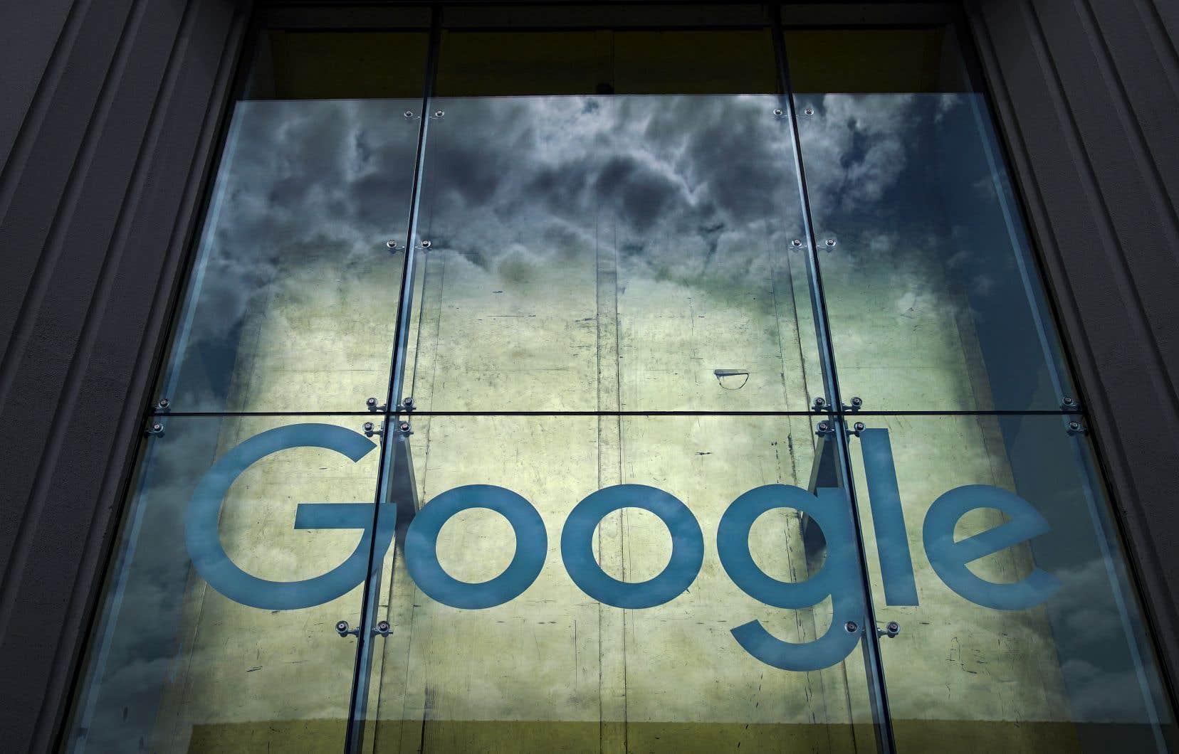 Il «est pertinent de rappeler [que Google et les GAFA] sont responsables d'une bonne partie de la crise des médias et que là on ne peut pas participer à un de leurs programmes»,souligne le vice-président de la FPJQ, Jean-Thomas Léveillé.