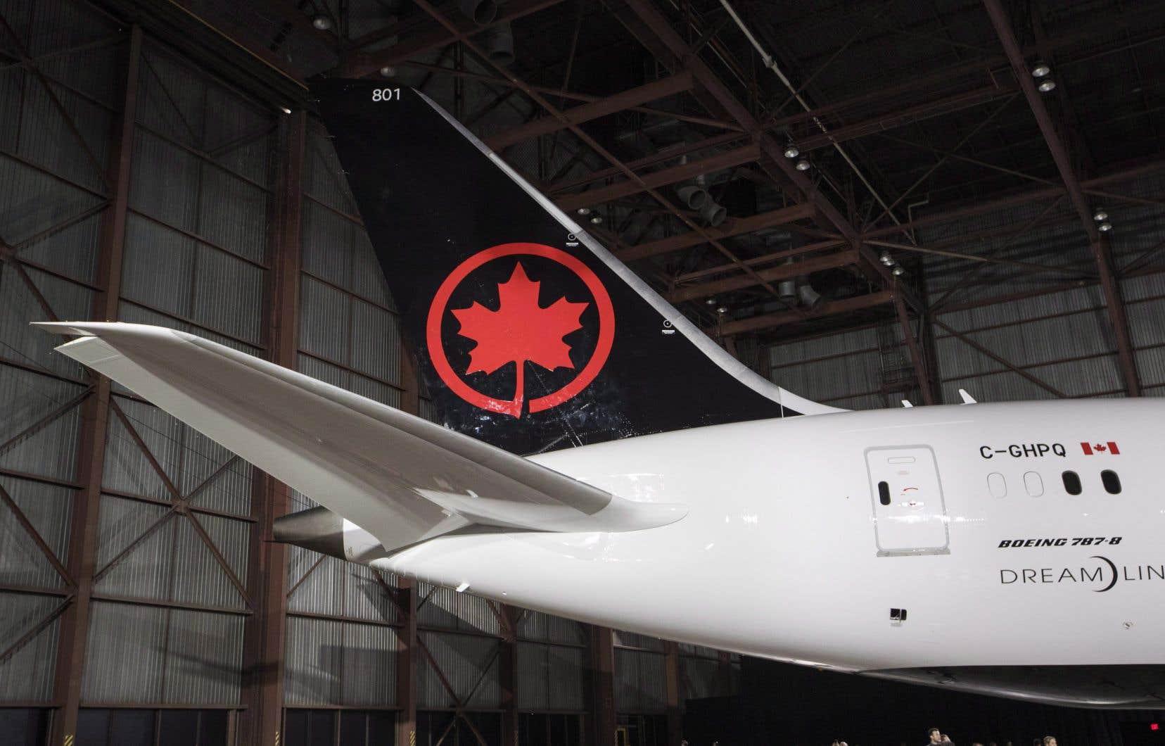 Aveos, qui comptait 2600 employés au moment de l'arrêt de ses activités, a autrefois été une filiale de la société mère d'Air Canada.