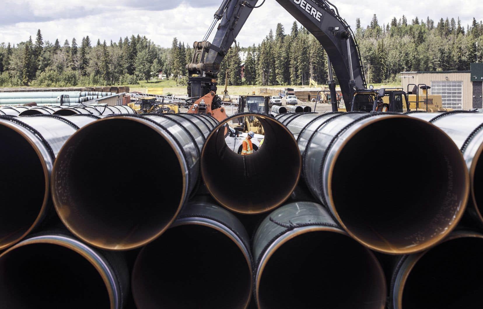 Pour le premier ministre albertain, Jason Kenney, il est évident que le gouvernement fédéral dispose de tous les leviers décisionnels pour imposer un projet de pipeline aux provinces récalcitrantes, dont le Québec. La récente décision de la Cour d'appel de Colombie-Britannique dans le dossier Trans Mountain semble d'ailleurs lui donner raison.