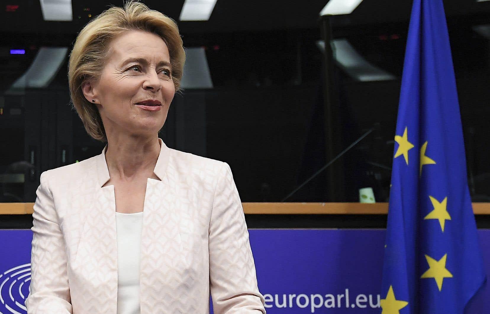 Ursula von der Leyen doit obtenir mardi un appui transpartisan pour officialiser sa nomitation.