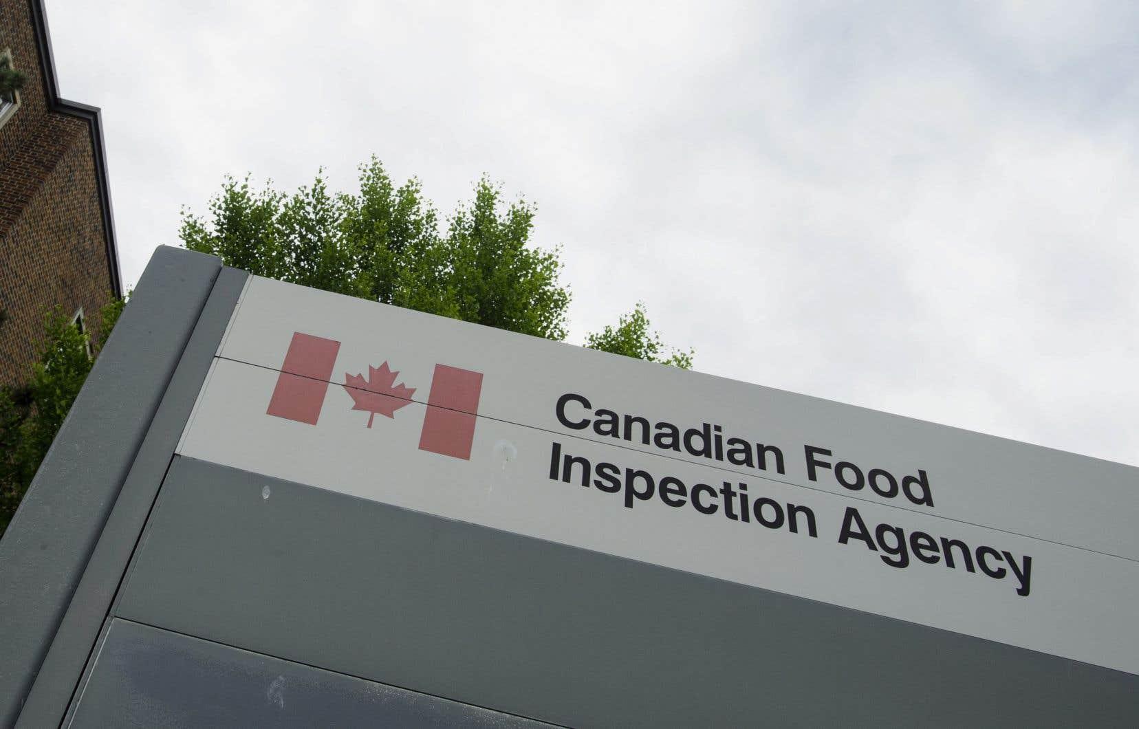 Près de 900 produits en provenance de Chine ont été interceptés par les inspecteurs de l'Agence canadienne d'inspection des aliments.