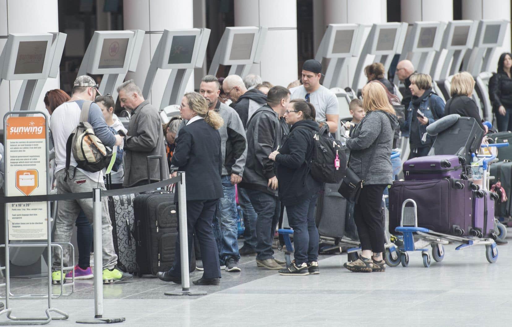 Les passagers victimes d'un refus d'embarquement avant le départ de leur vol pourront recevoir une indemnité de la part des transporteurs.