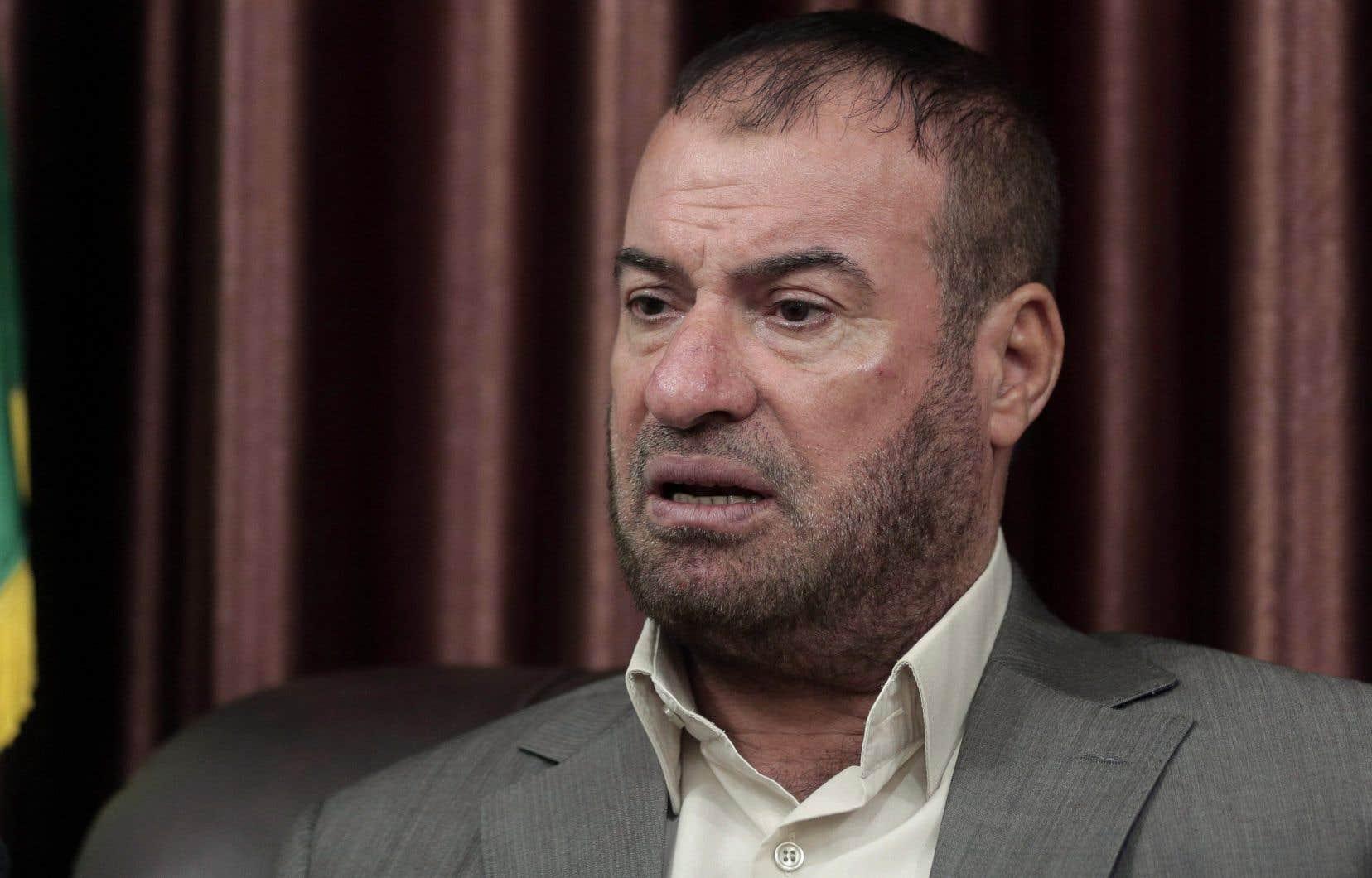 Fathi Hamad a soulevé l'indignation en appelant les Palestiniens à attaquer des juifs, partout dans le monde.