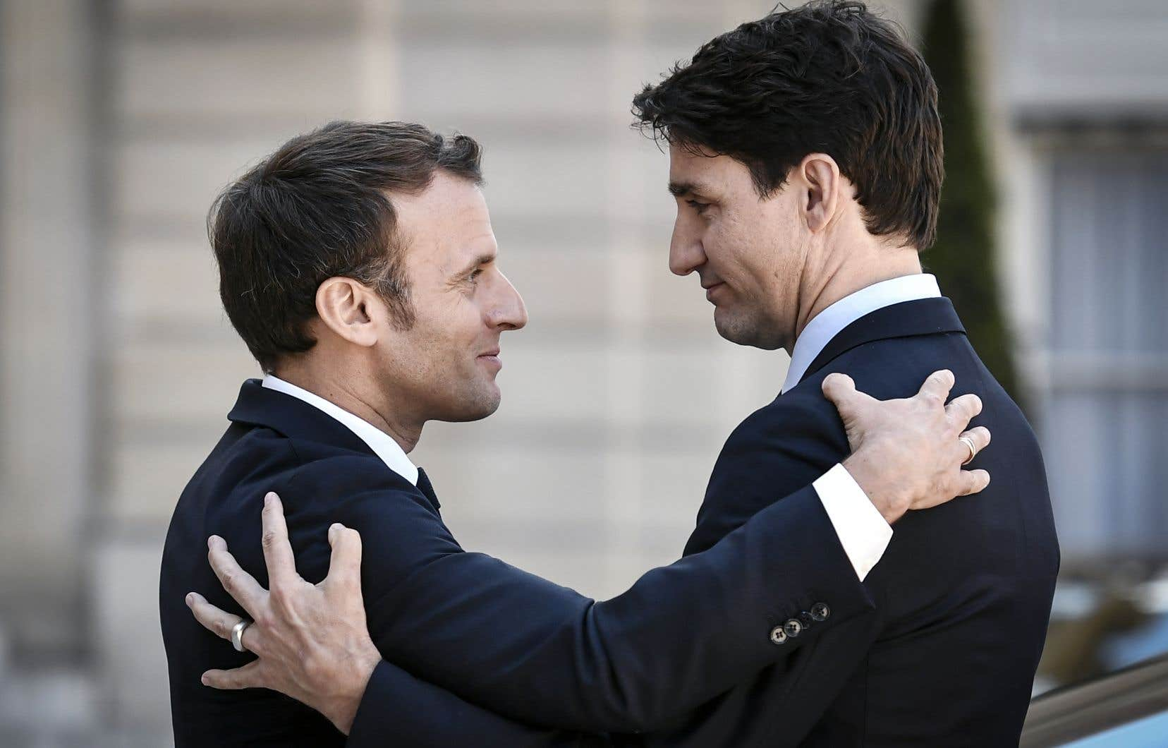 L'accord a déjà l'appui d'une majorité d'élus issus du parti de La République en marche (LREM) du président français Emmanuel Macron, alors que du côté de Justin Trudeau, Ottawa et Québec ont déjà ratifié l'entente depuis 2017.