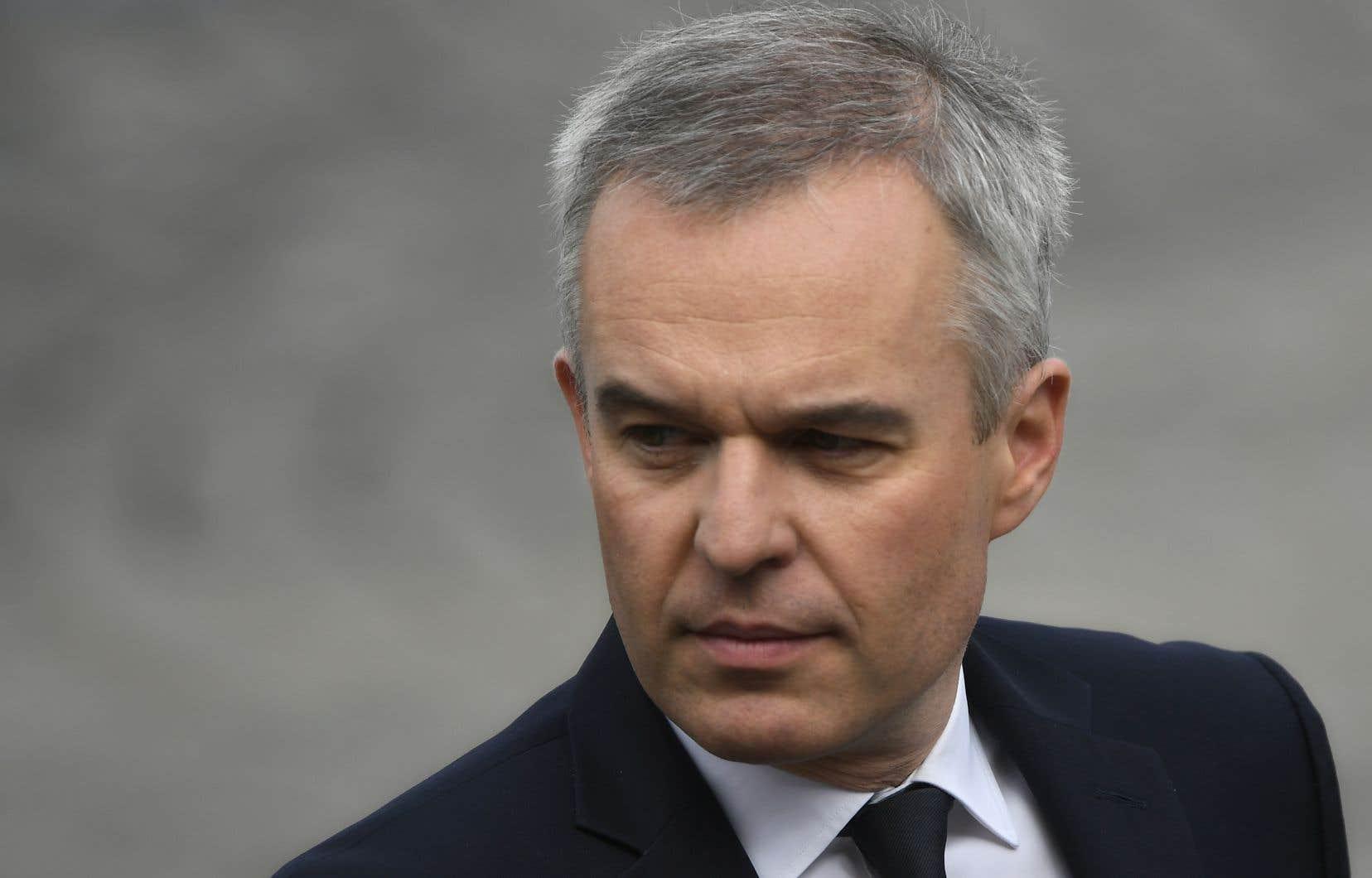 Le site d'information «Mediapart» a révélé que François de Rugy menait un style de vie somptueux aux dépens des contribuables.