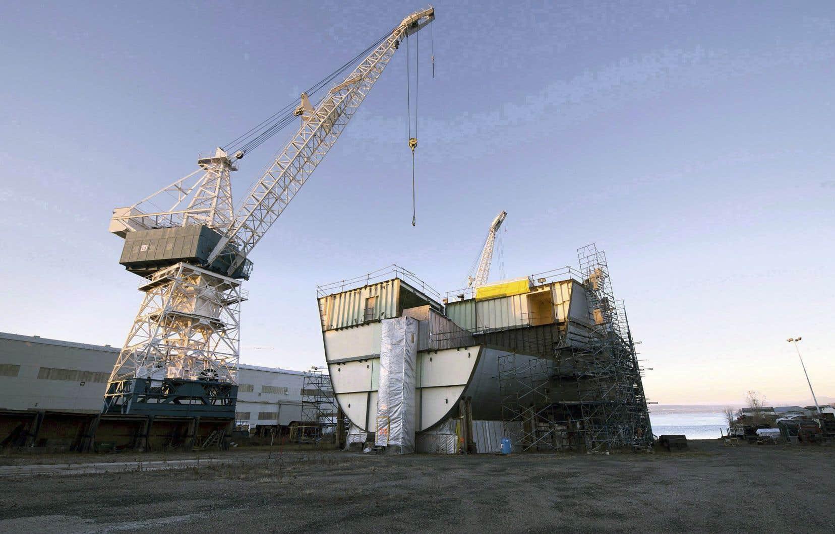 Les travaux devraient commencer en 2020 et durer cinq ans. Ils devraient aussi permettre de créer ou de préserver près de 400 emplois par chantier naval.