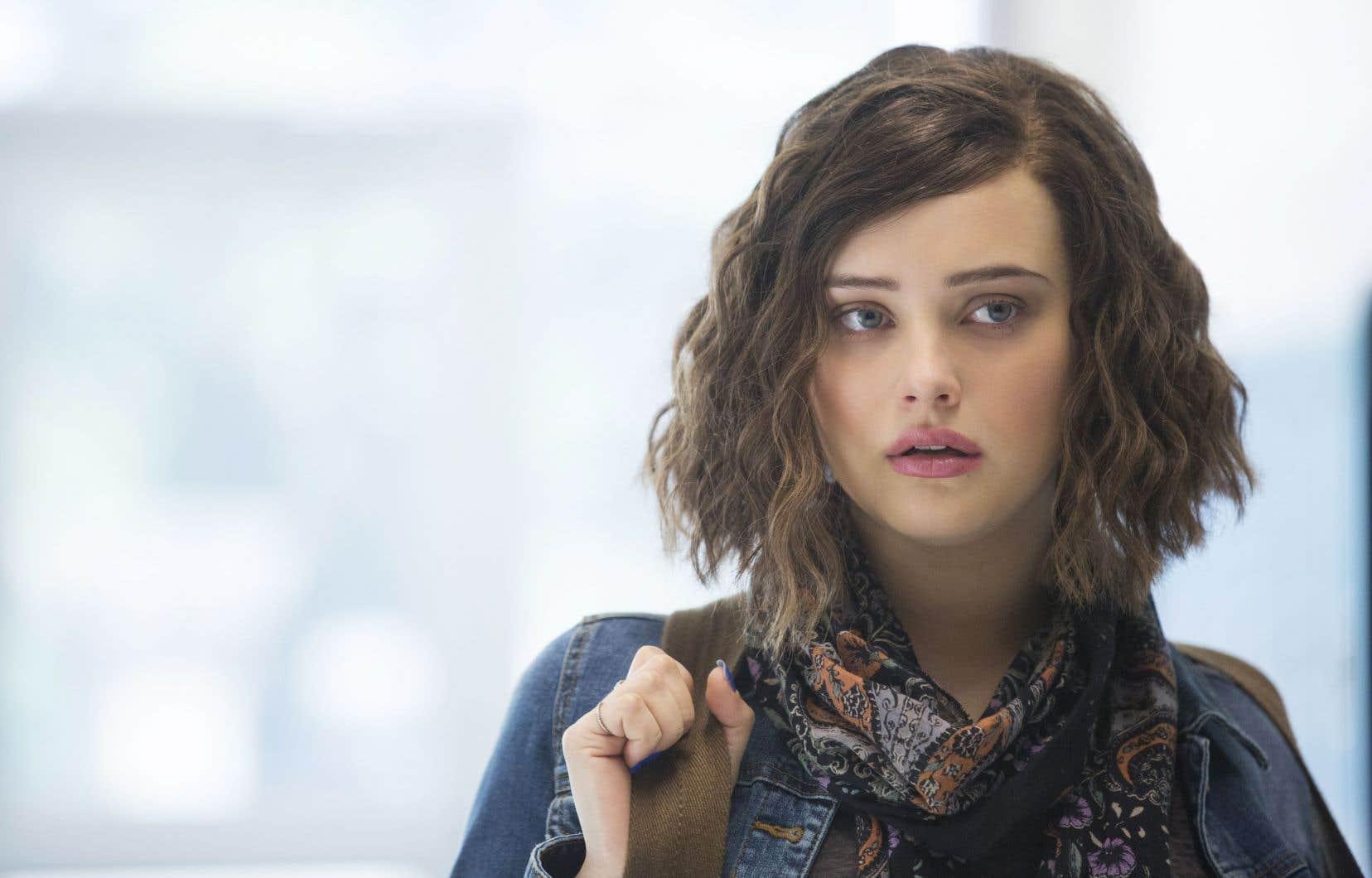 Adapté d'un roman du même nom, «13 Reasons Why» raconte l'histoire d'Hannah Baker, une adolescente au secondaire, qui décide de mettre fin à ses jours.