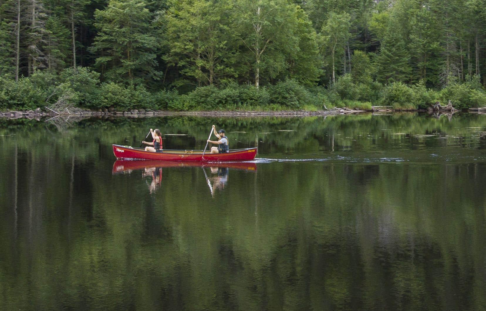 <p>Parmi les parcs touchés par la grève de la SÉPAQ, on compte les parcs nationaux du Bic, de la Gaspésie, des îles-de-Boucherville, du Mont-Mégantic et du Mont-Saint-Bruno.</p>