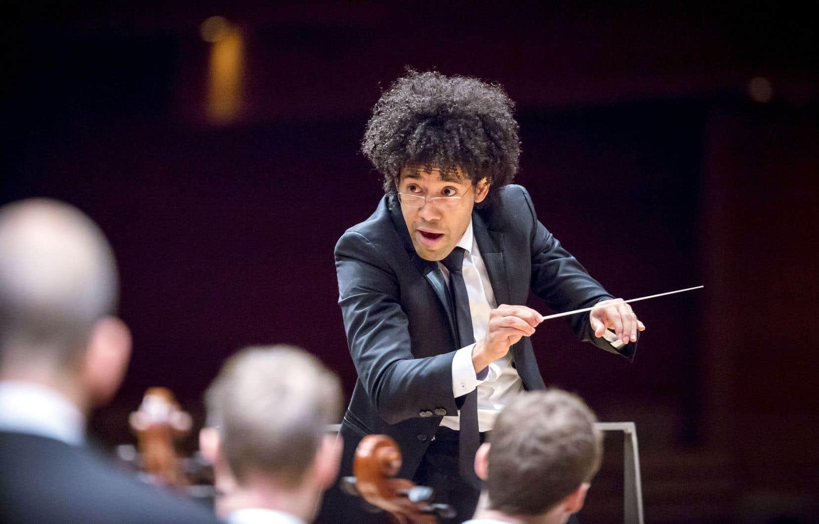 Rafael Payare dirigera l'Orchestre symphonique de Montréal pour la seconde fois le samedi 27juillet 20h au Festival de Lanaudière.