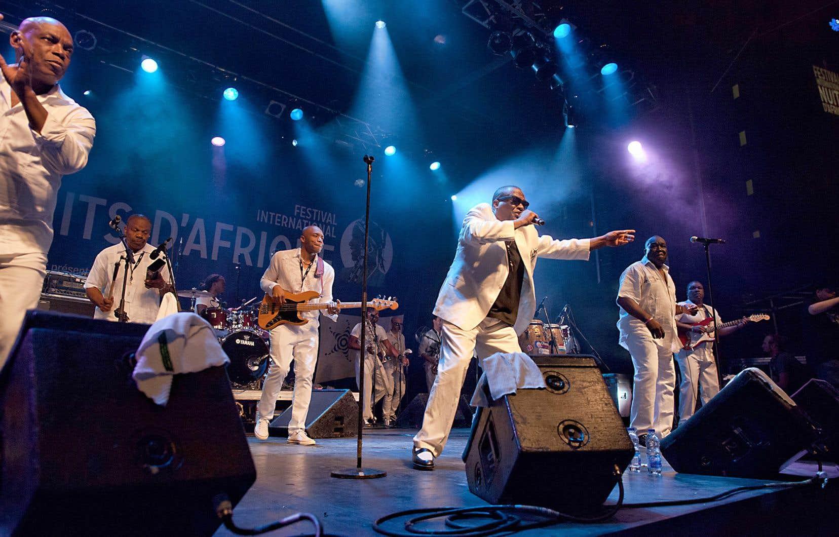 Tabou Combo a donné des concerts sur tous les continents — même au Japon!